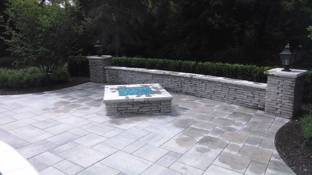 Brick Paver Patios Plymouth MI - Squeals Landscaping - o